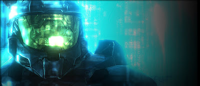 the master chief halo