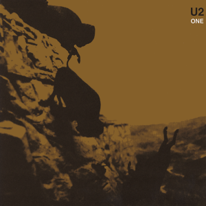 one u2 single cover