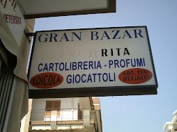 insegna gran bazar