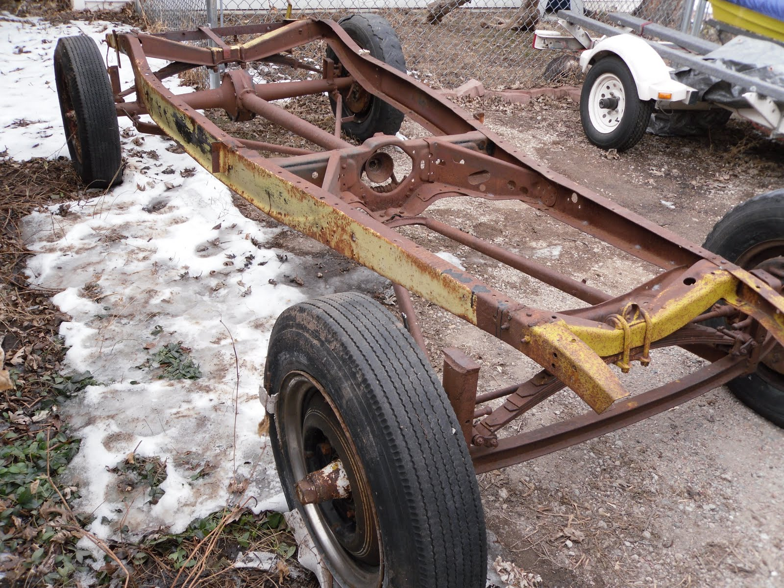So you want to build a '32 Ford Roadster?: How this whole ...
