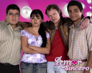 Ver vídeo de la Telenovela Amor Sincero capítulo 63 . Telenovela ...