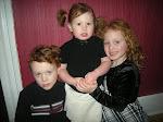 Shelagh, Rory & Kelly