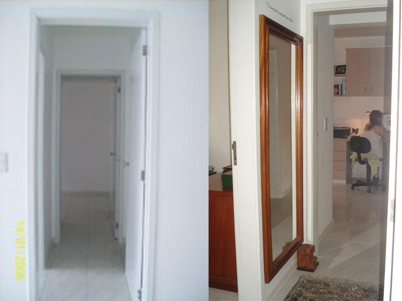 Fazendo Arte by Rê Decorando e reformando sem money! -> Armario De Banheiro Com Espelho Tok Stok