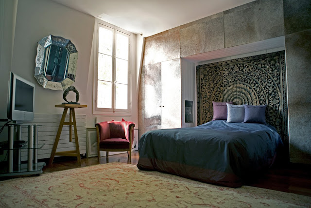 Idee Deco Chambre Vintage : Pin Chambre A Coucher Adulte Peinture on Pinterest