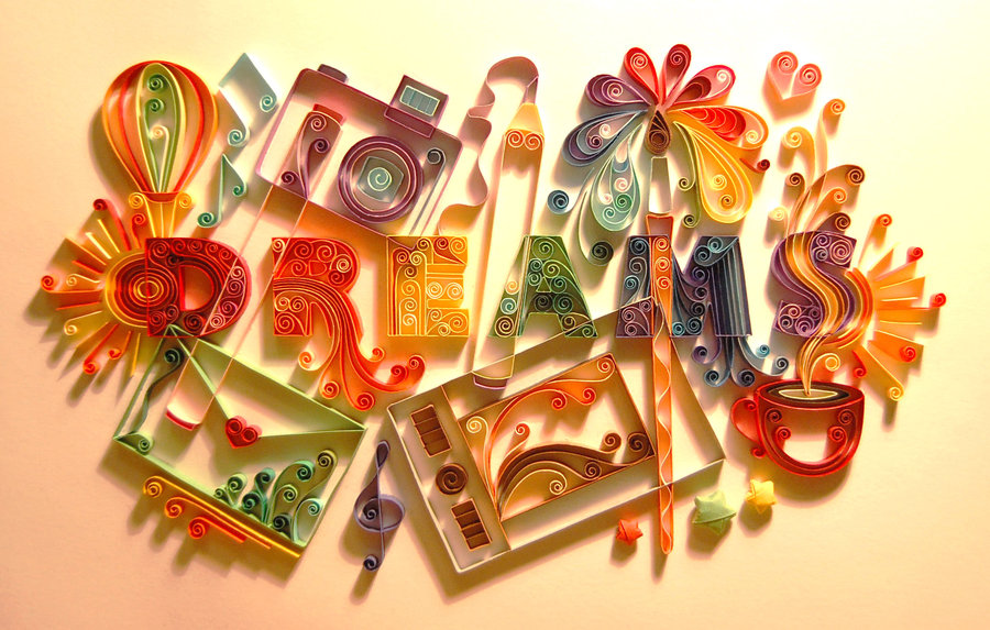 Beautiful quilling patterns learn paper quilling for Quilling craft ideas