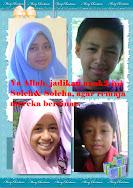 Aku, kakak, abang & adik