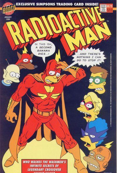 Radioactive Man Radioactive Man Rar