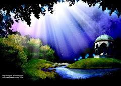 Tamanku indahnya...