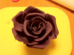una rosa rara....