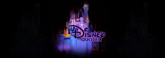 Disney Quote Quiz