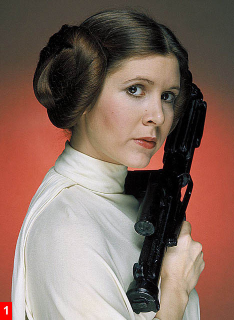carrie fisher star wars pictures. Carrie Fisher tells