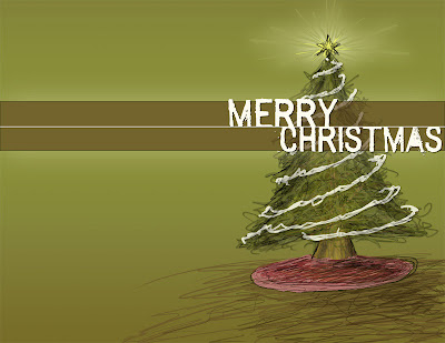 Online Free Christmas Background