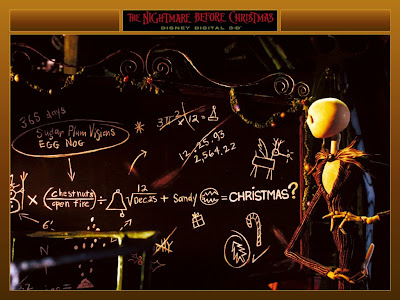 Download Nightmare Before Christmas Wallpaper