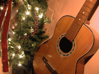 Christmas Guitar Background Music