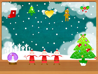 christmas background for PC