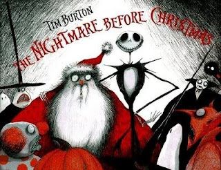 Nightmare Before Christmas Screensaver