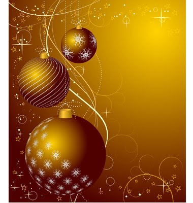Christmas Backgrounds: Abstract Christmas Background