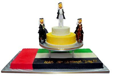 Cake Design Uae : Sweet Lane Cake Shop In Dubai Birthday Cakes Cupcakes In ...