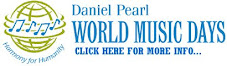 "8th Annual Daniel Pearl World Music Days "" Harmony for Humanity "" October 1st thru 31st"
