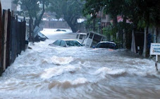 Few could survive the flash floods