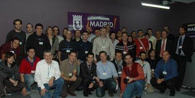 Encuentro ASOLIF, MAdrid 2009