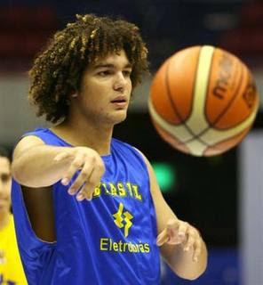 Anderson Varejão, jogador de basquete