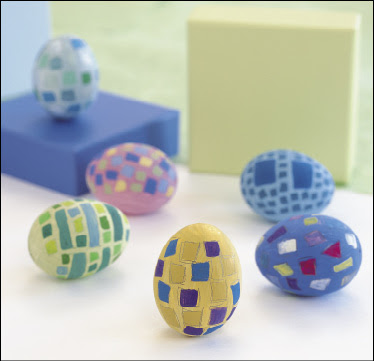 اعمال فنية جميلة لقضاء وقت الفراغ  10_fauxazic_eggs