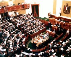 موقع الاخوان المسلمين فى البرلمان
