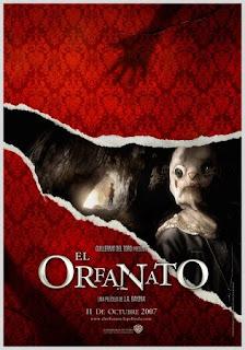 Poster de la película, El Orfanato