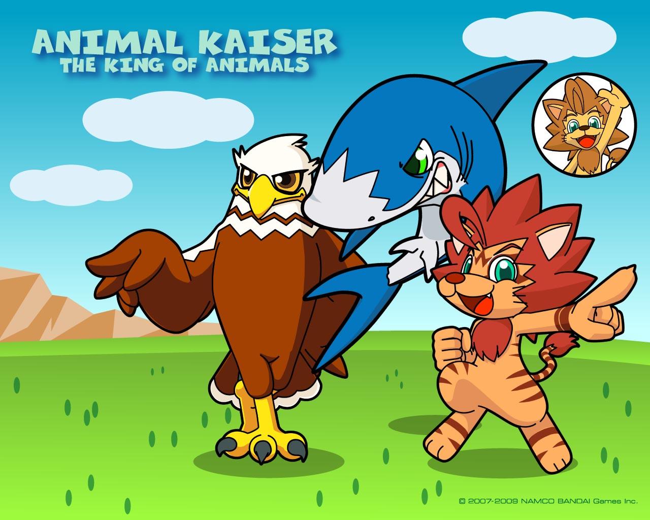how to play animal kaiser card