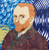 "My Painting - ""Van Gogh Heard"""