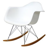 Eames Molded Rocker