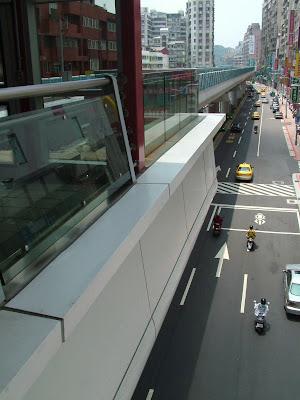 Taipei Muzha MRT line