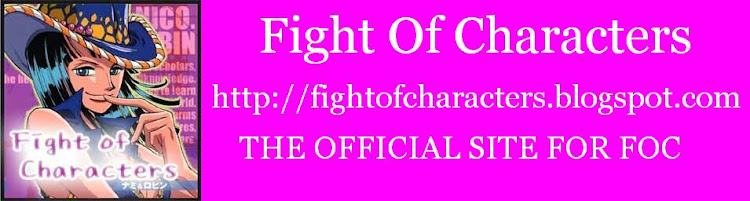 Fight Of Characters FOC - Anime on Warcraft 3