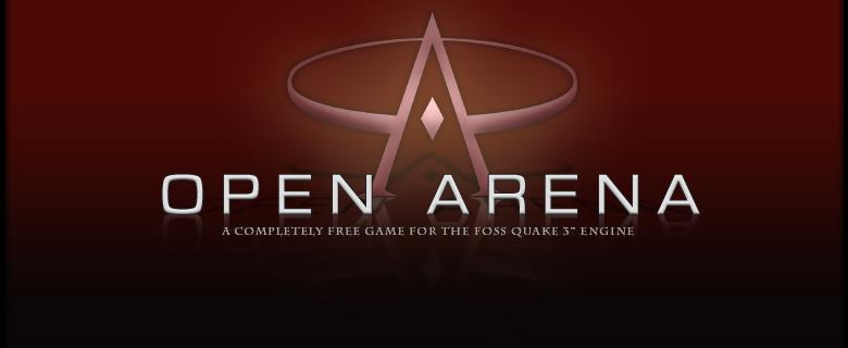 Télécharger la version 0.8.1 [+0.8.5 (patch)] Openarenalogo