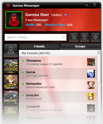 download latest garena plus