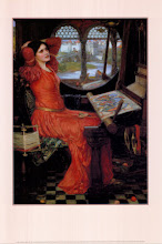 The Lady of Shalott  1916 A.D.