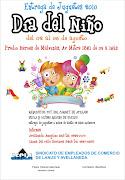 Hoy se festeja en todo el país el día del niño. tarjeta imagen fondo feliz dia del nino chico