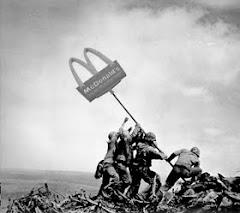 NO a las multinacionales de comida chatarra