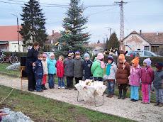 Adventi vásár Drégelypalánk, december 12.