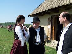 Szent György napi kihajtás, Kacár tanya, április 25.