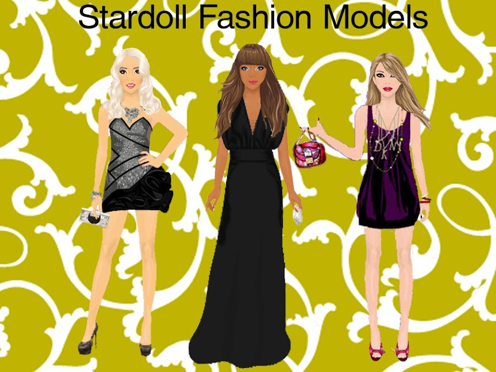 Stardoll Fashion Models ♥