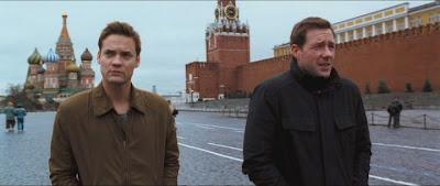 скриншот фильма подарок. Красная площадь в фильме.