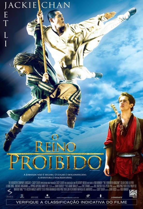 O Reino Proibido 2008 Torrent Dublado DVDRip