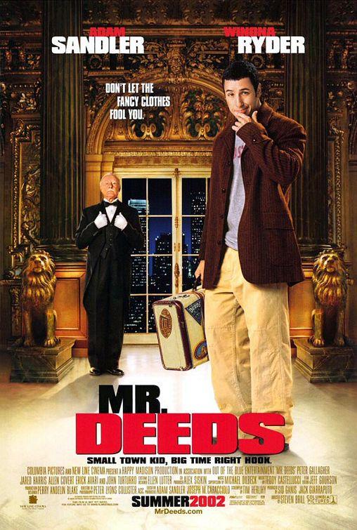 A Herança de Mr. Deeds Dublado