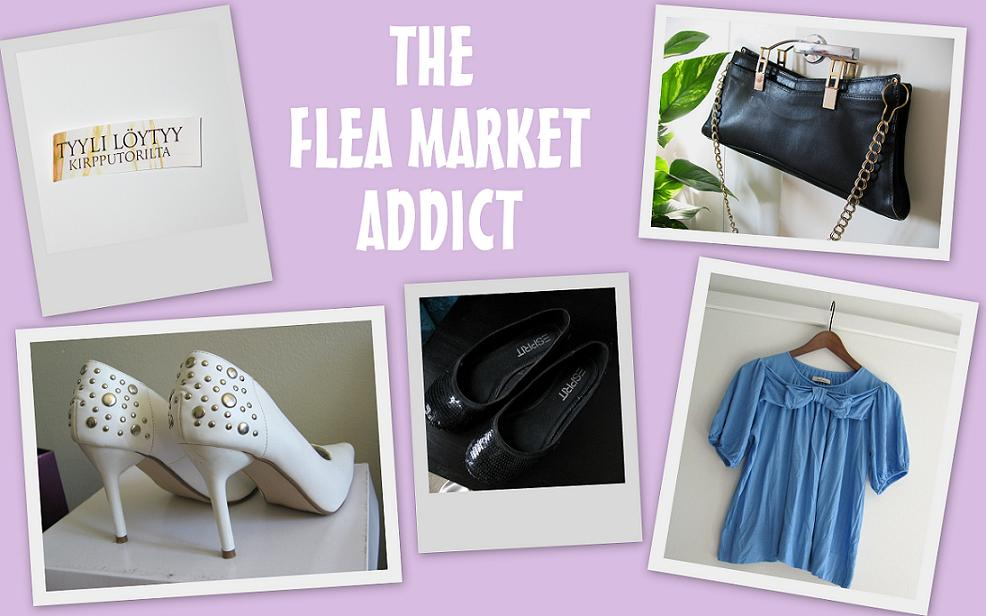 The Flea Market Addict