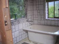 手づくりのお風呂