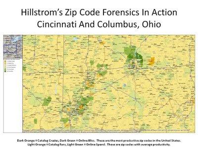 cincinnati zip codes by neighborhood
