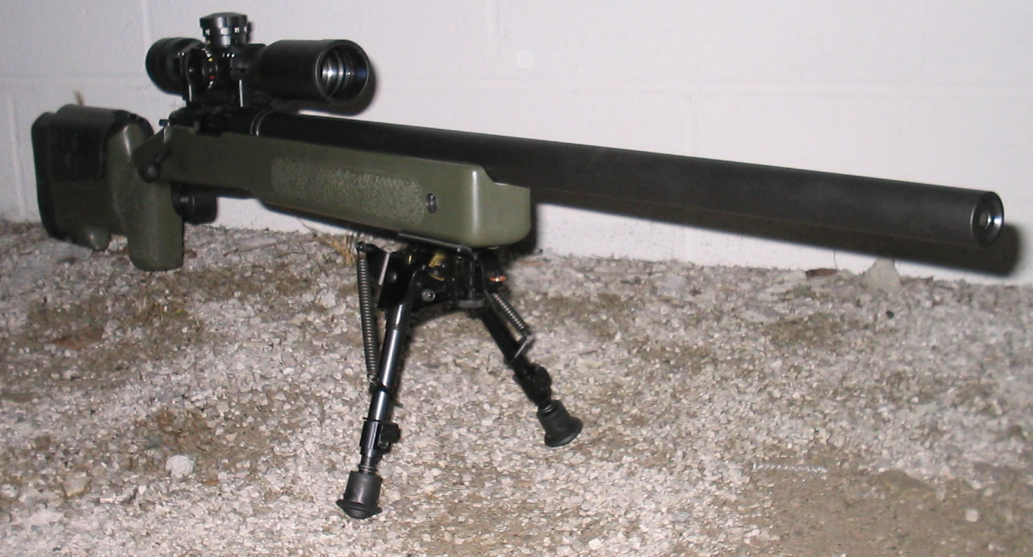 The sniper rifle this tool is a sniper s best friend and every enemies