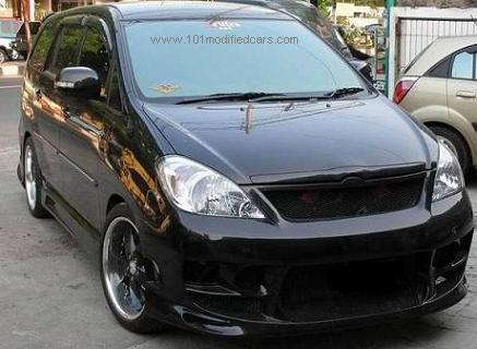 KIJANG INNOVA MODIFIED